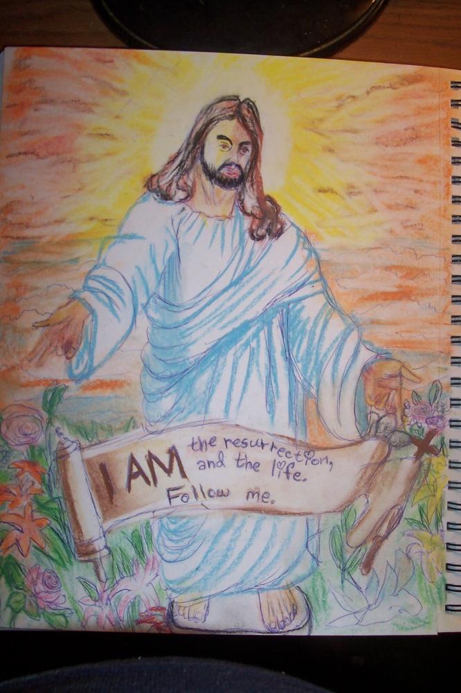 Jesus Christ by cindykron